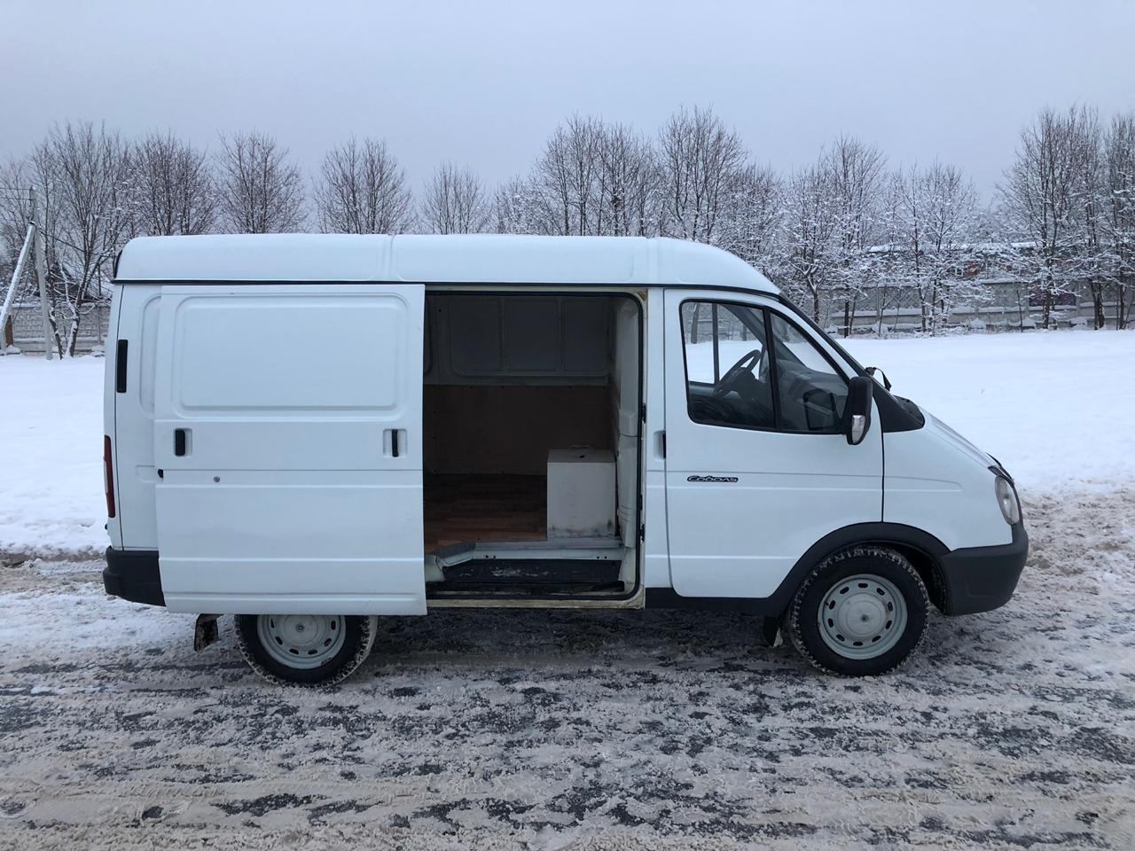 грузовой авто в аренду москва